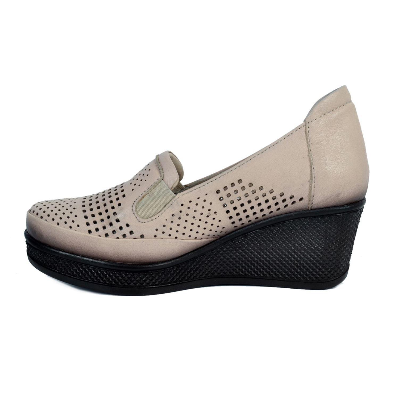 Mammamia Kadın Deri Ayakkabı D20YA-3290