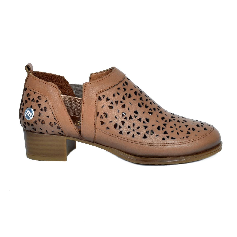 Mammamia Kadın Deri Sandalet D20YA-3500