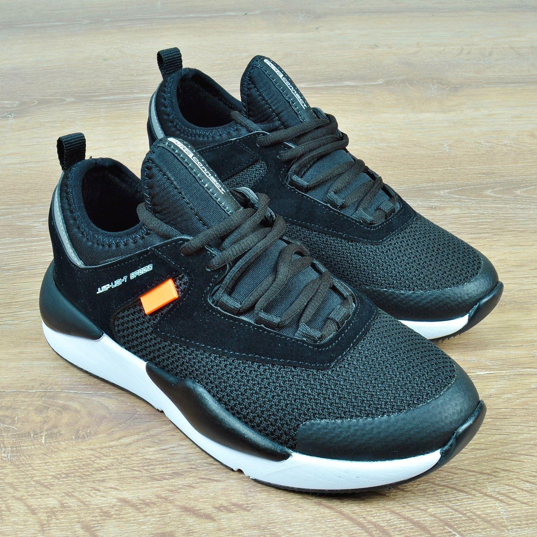 Siyah Unisex Spor Ayakkabı 24094