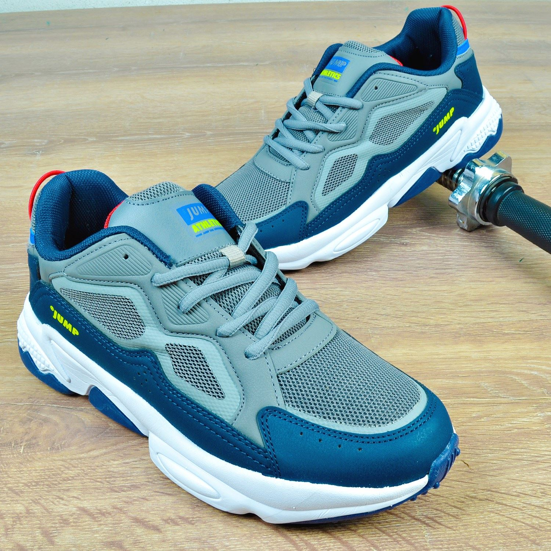Gri Erkek Spor Ayakkabı 24712