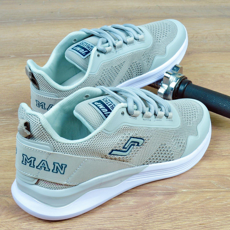 Gri Erkek Spor Ayakkabı 24797