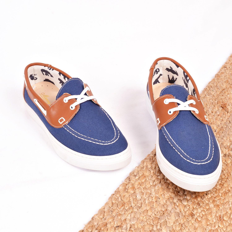 Lacivert Kadın Ayakkabı 34016