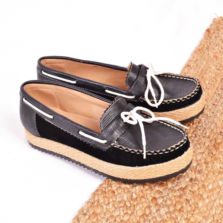 Siyah Kadın Ayakkabı 70026