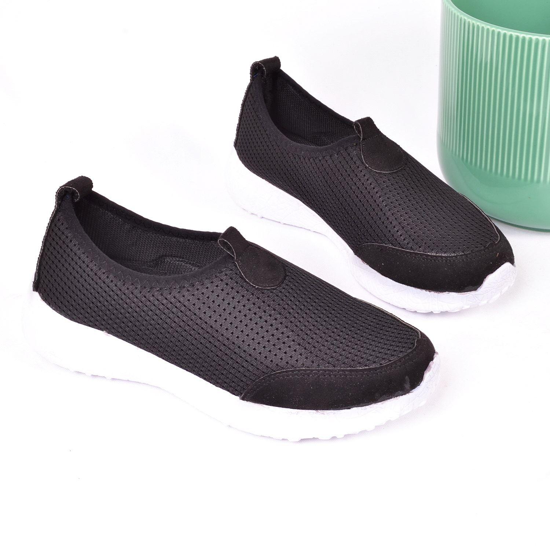 Siyah Kadın Spor Ayakkabı 101