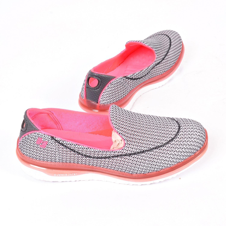 Gri Comfort Kadın Spor Ayakkabı 1035