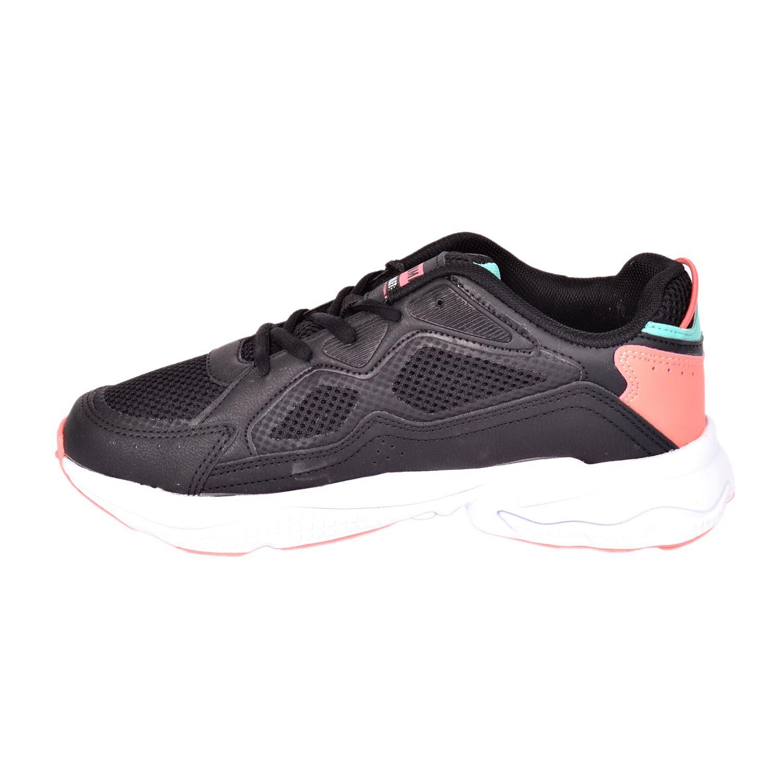 Jump 24711 Siyah Kadın Spor Ayakkabı