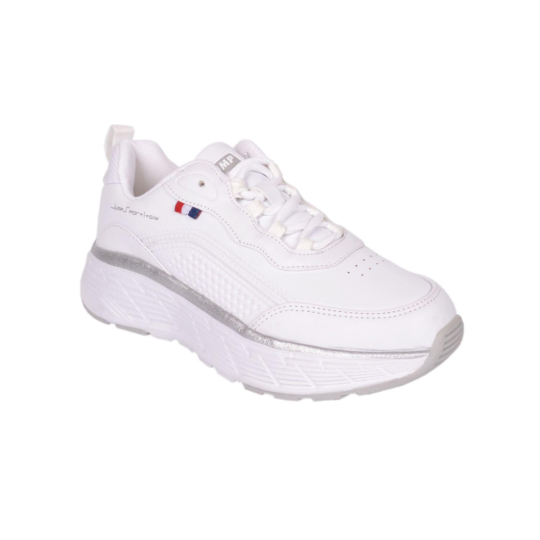 Jump 25745 Beyaz Kadın Spor Ayakkabı