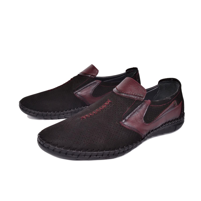 Siyah Erkek Deri Ayakkabı 02