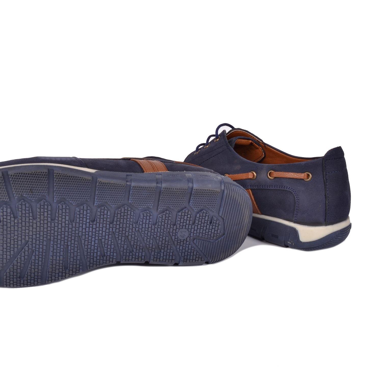 Lacivert Erkek Deri Ayakkabı 11