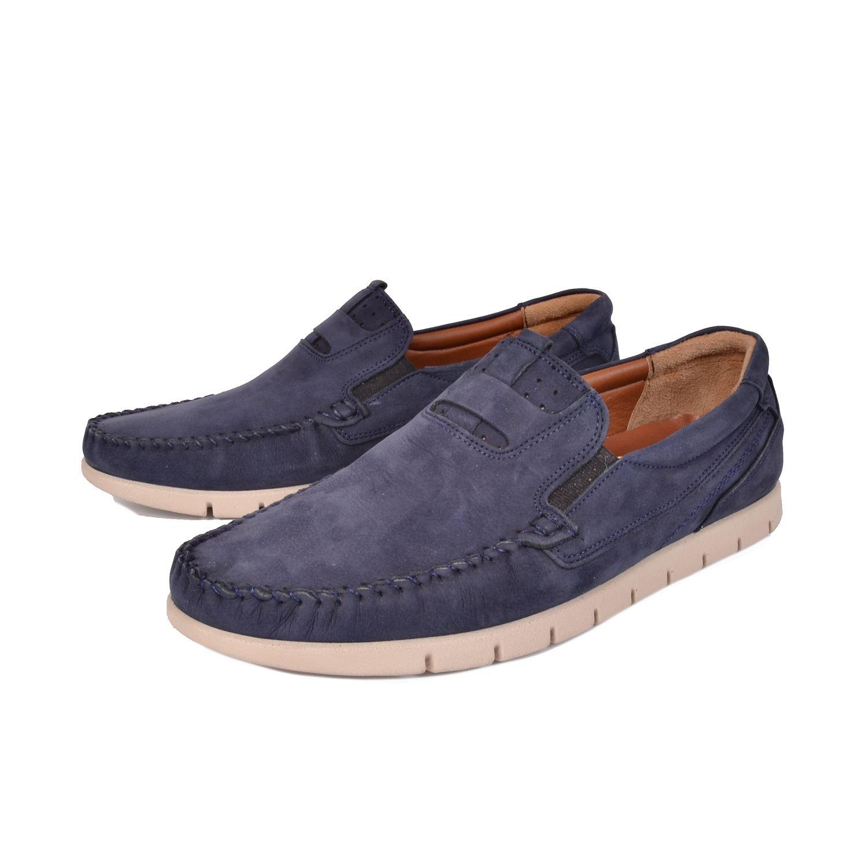 Lacivert Erkek Deri Ayakkabı