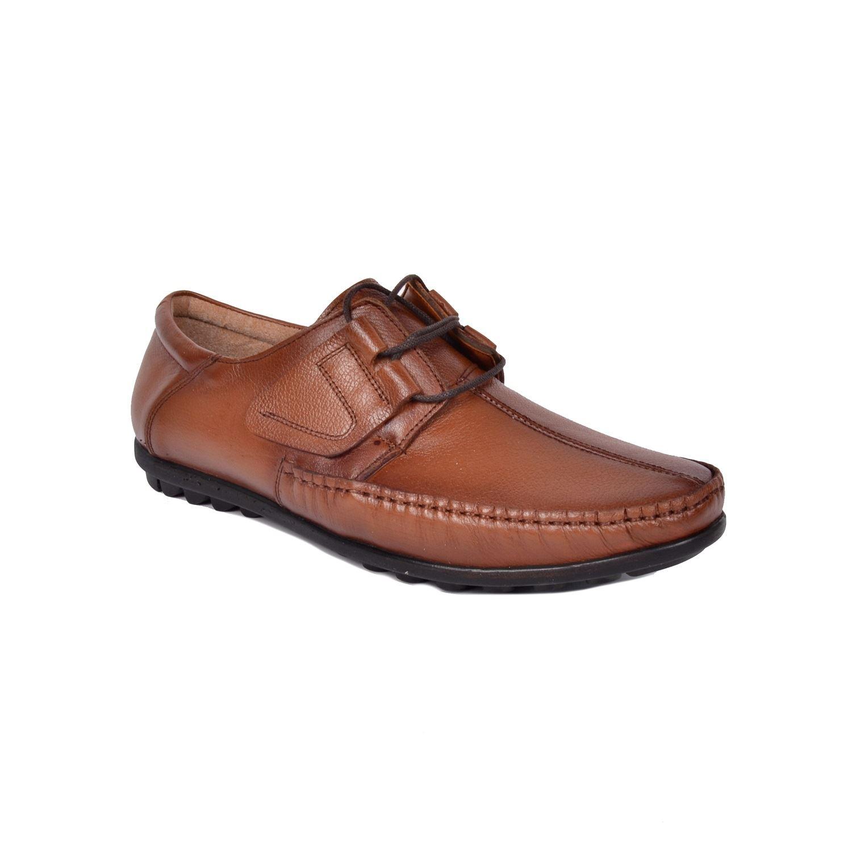 Taba Erkek Deri Ayakkabı 403