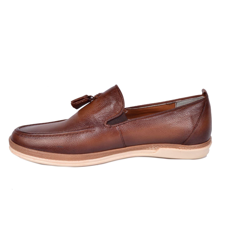 Taba Erkek Deri Ayakkabı 472