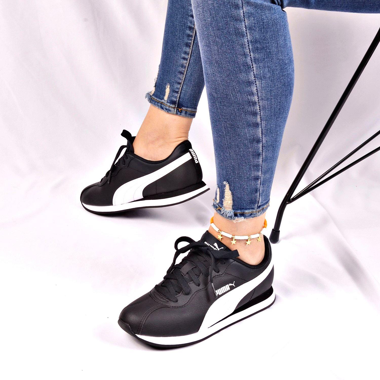 Siyah Kadın Spor Ayakkabı 366773