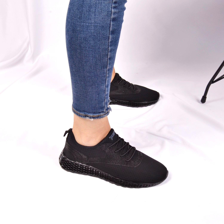 Jump 24897 Siyah Spor Ayakkabı