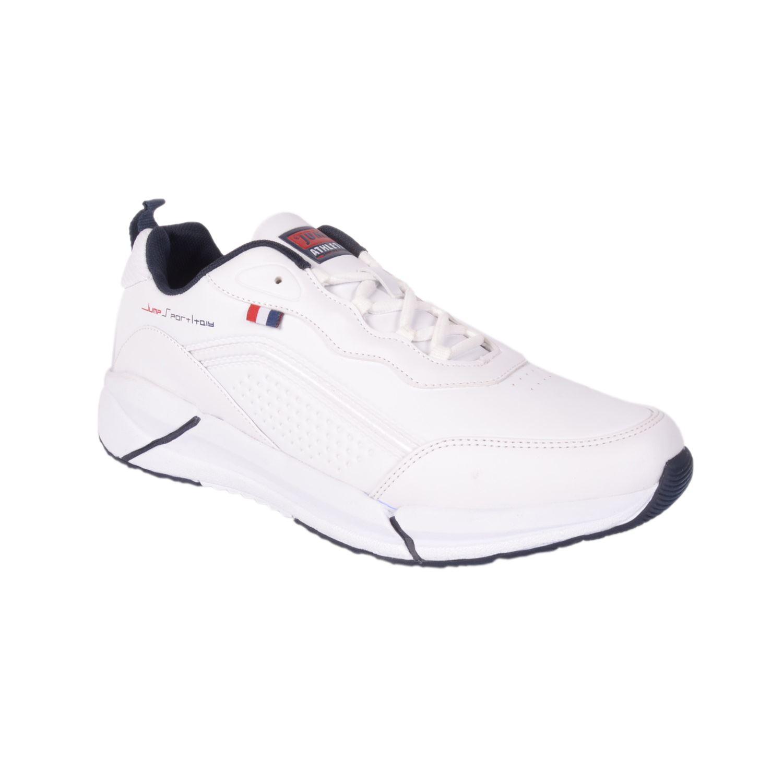 Beyaz Büyük Numara Erkek Spor Ayakkabı 25662