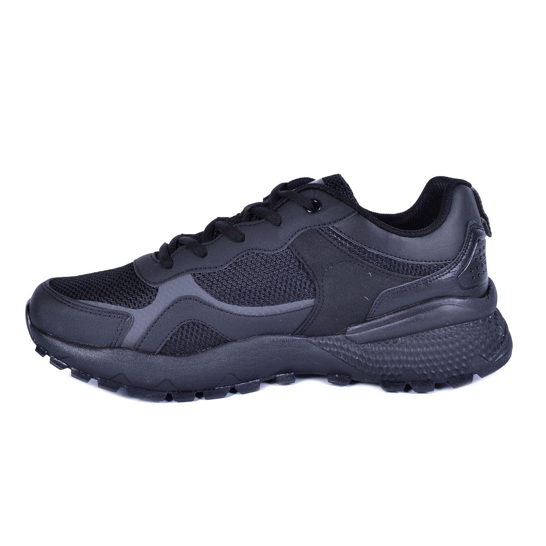 Siyah Erkek Spor Ayakkabı 25519