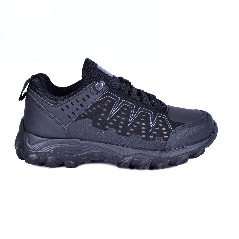 Jump 26012 Siyah Kadın Spor Ayakkabı