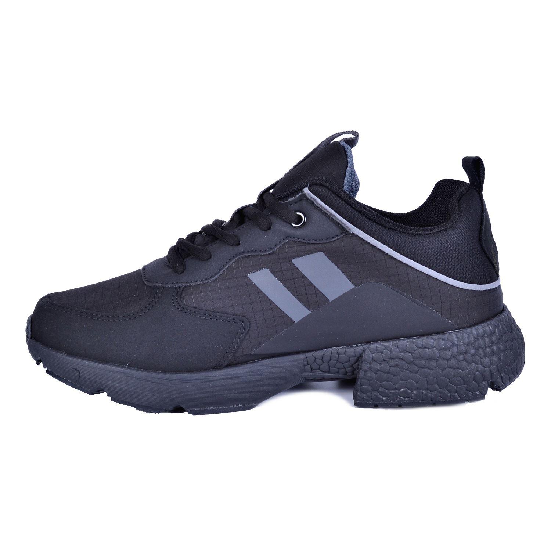 Jump 25739 Siyah Kadın Spor Ayakkabı