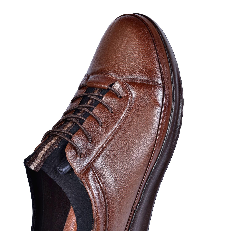 Taba Erkek Deri Ayakkabı 1411