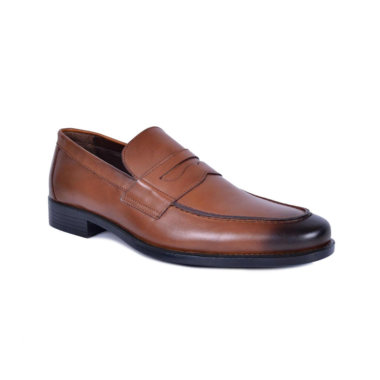 Taba Erkek Deri Ayakkabı 494