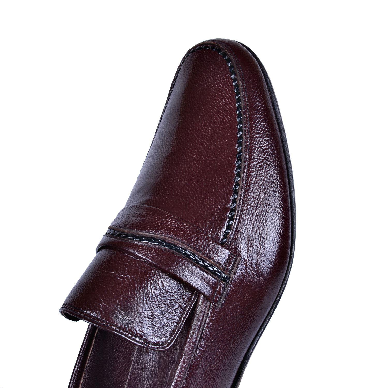 Kahve Erkek Deri Ayakkabı 164064