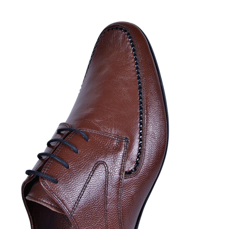 Kahve Erkek Deri Ayakkabı 163302