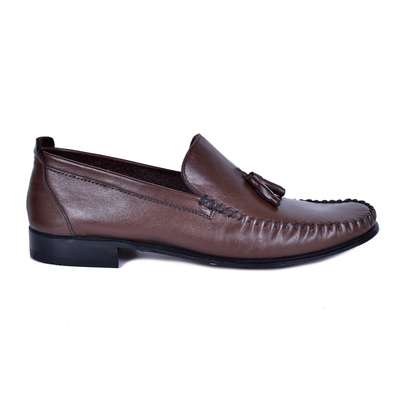 Kahve Erkek Deri Ayakkabı
