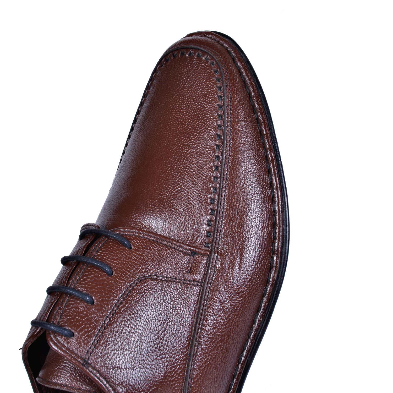 Kahve Erkek Deri Ayakkabı 1610