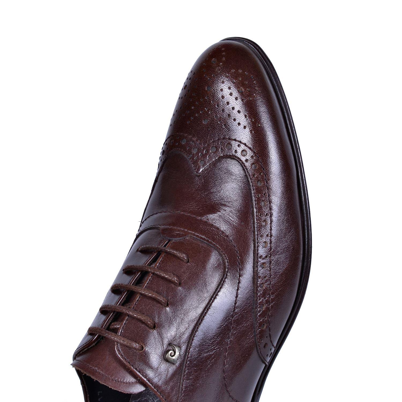 Pierre Cardin Kahve Deri Klasik Ayakkabı 517