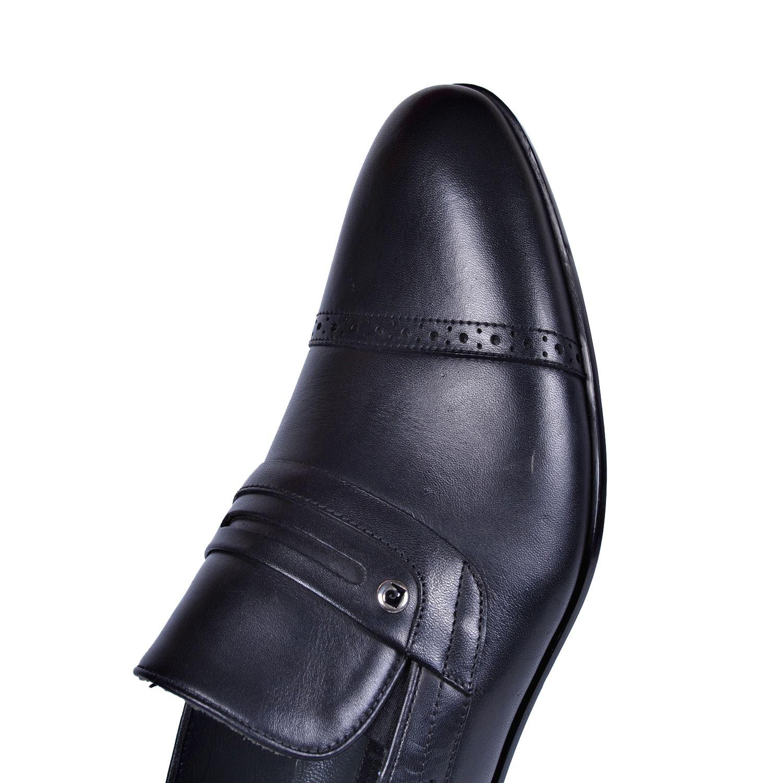 Pierre Cardin Siyah Deri Klasik Ayakkabı 16316