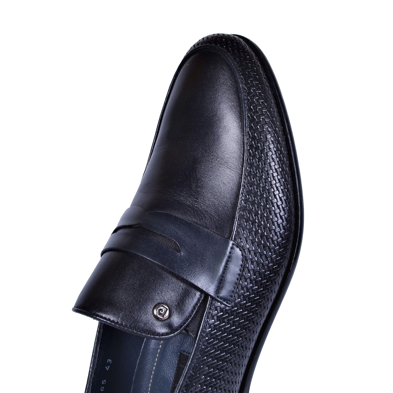 Pierre Cardin Siyah Deri Klasik Ayakkabı 731106