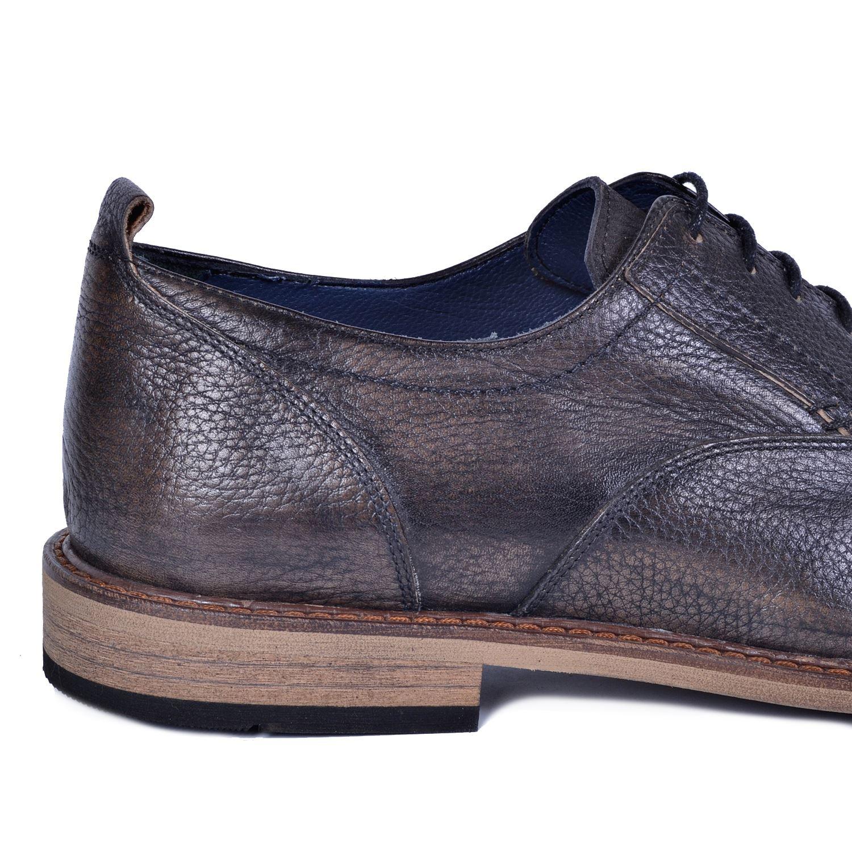 Siyah Deri Klasik Ayakkabı 3850