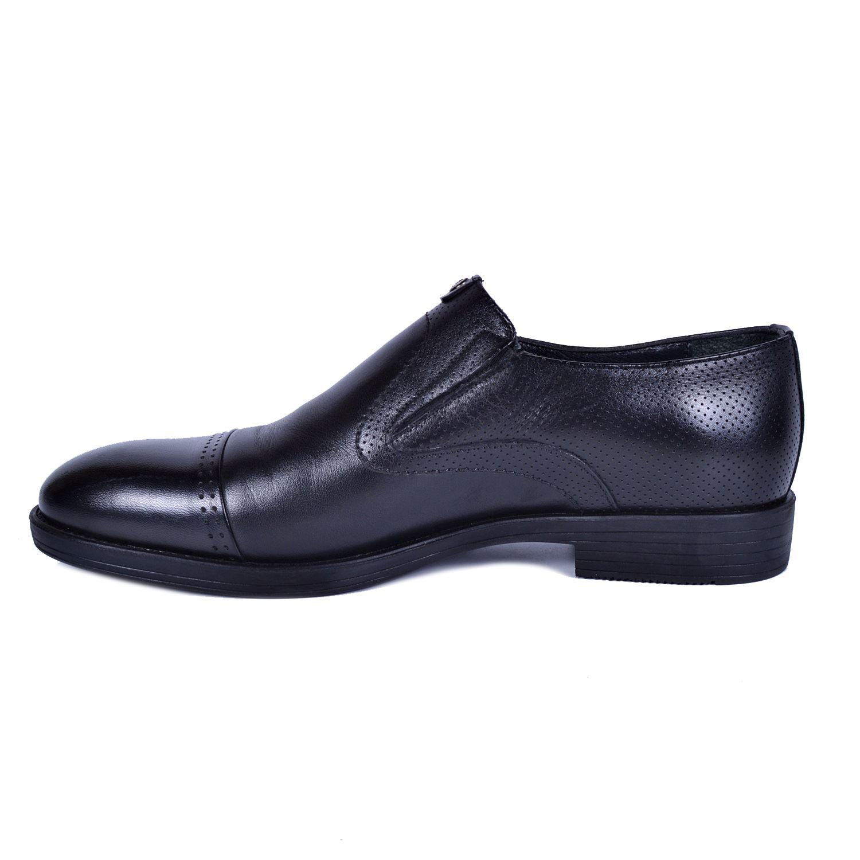 Pierre Cardin Siyah Deri Ayakkabı 1933