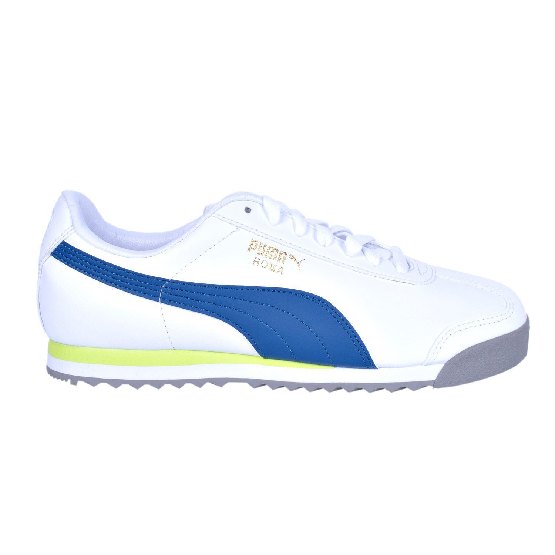 Beyaz Erkek Spor Ayakkabı 369571-16