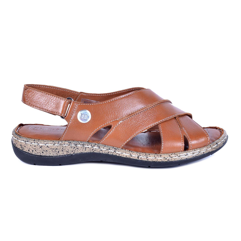 Taba Kadın Deri Sandalet 1370