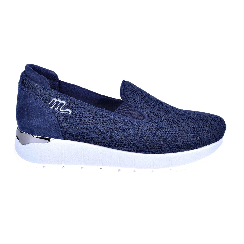Mammamia 695 Lacivert Kadın Ayakkabı
