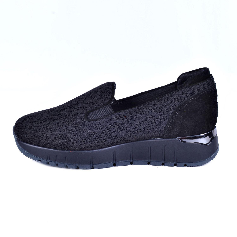 Mammamia 695 Siyah Kadın Ayakkabı