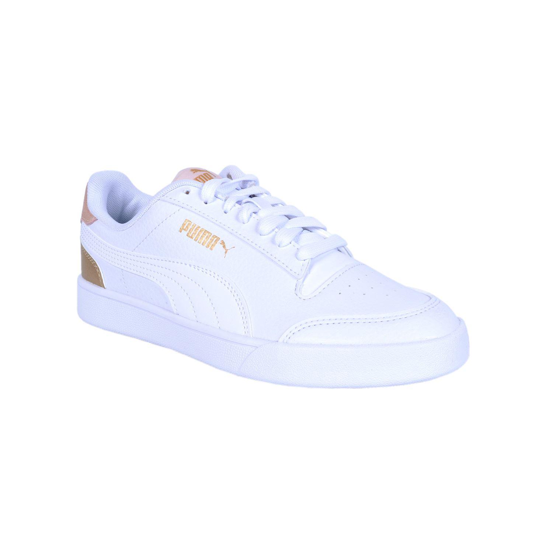 Puma 309668-09 Beyaz Kadın Spor Ayakkabı