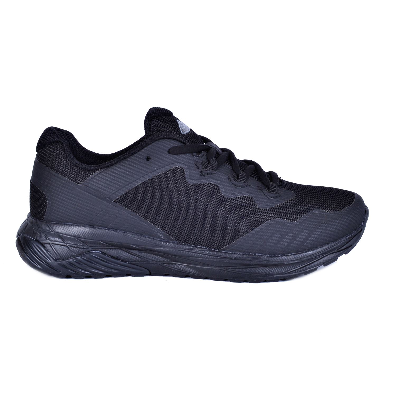 North Of Wild Tornoda Siyah Erkek Spor Ayakkabı