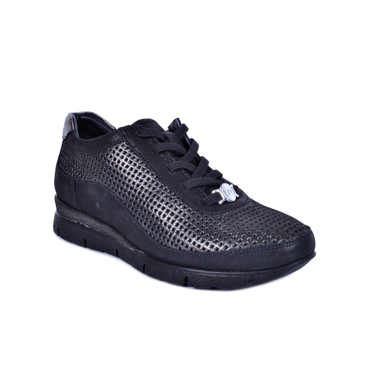 Mammamia 3305 Siyah Kadın Deri Ayakkabı