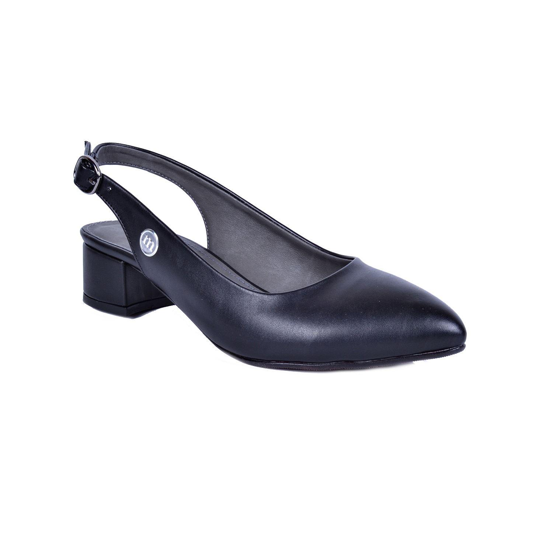 Mammamia 3480 Siyah Kadın Sandalet
