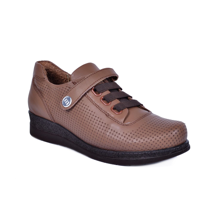Mammamia 3075 Taba Kadın Deri Ayakkabı