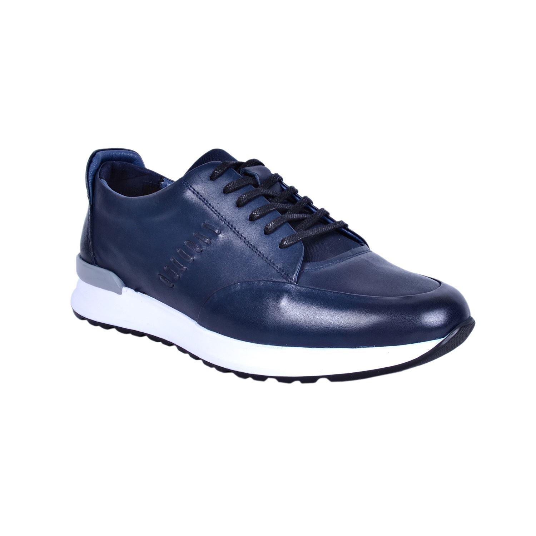 Marcomen 11177 Lacivert Erkek Deri Ayakkabı