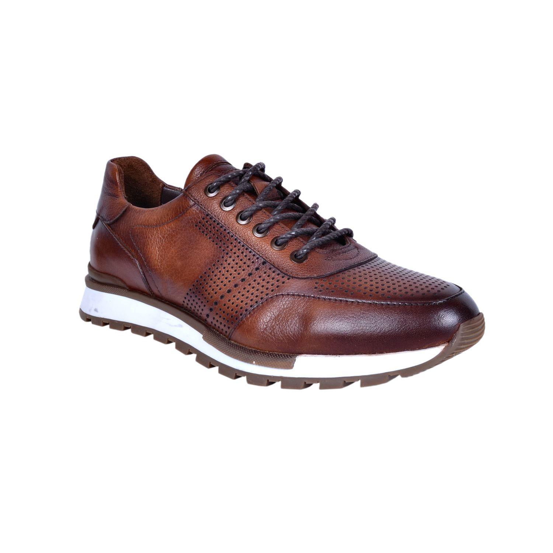Marcomen 18004 Taba Erkek Deri Ayakkabı