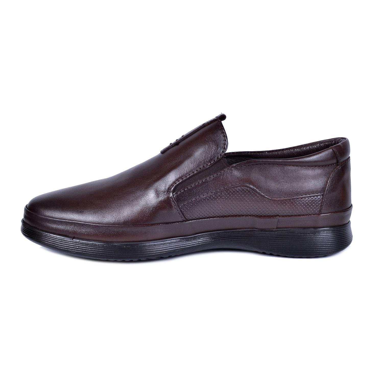 Marcomen 18136 Kahve Erkek Deri Ayakkabı