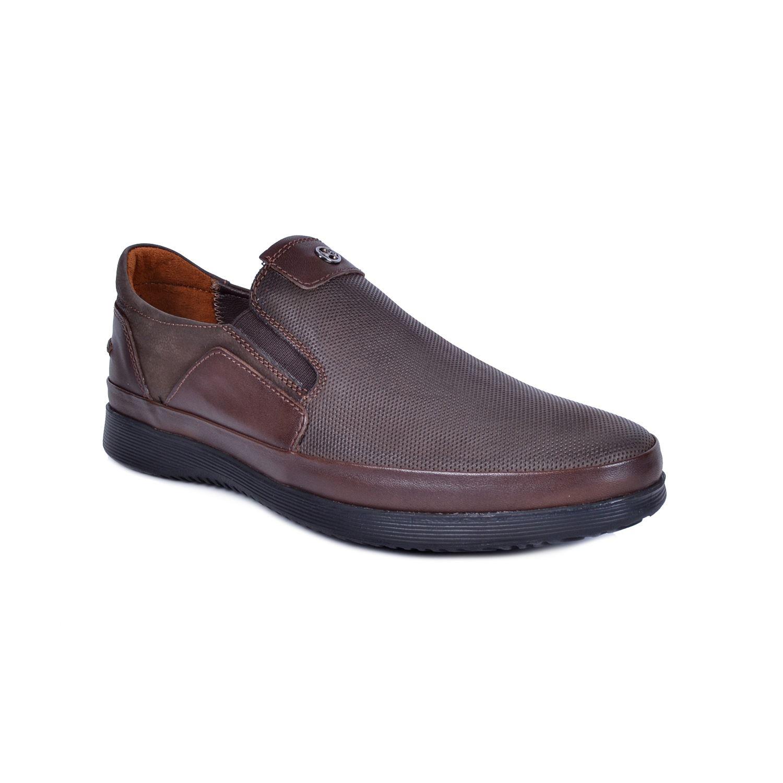 Marcomen 18140 Kahve Erkek Deri Ayakkabı