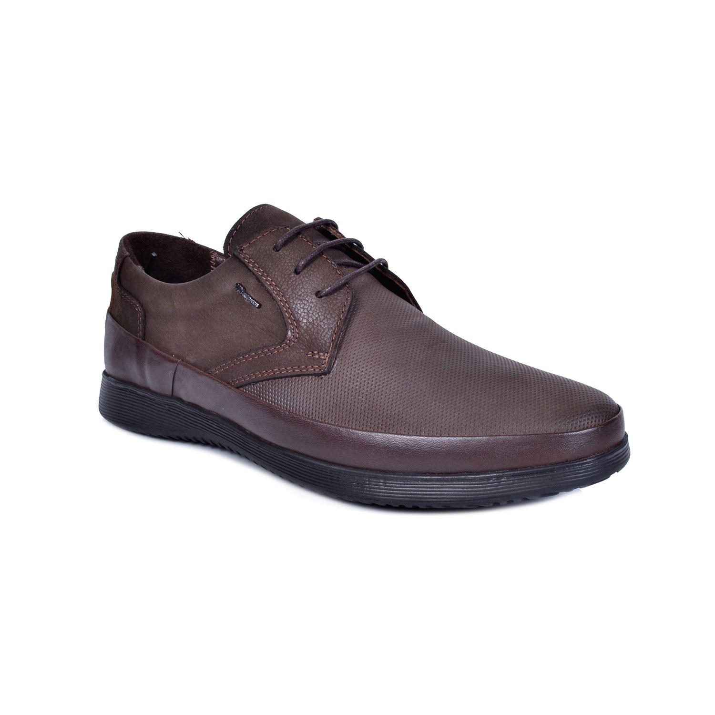 Marcomen 18062 Kahve Erkek Deri Ayakkabı