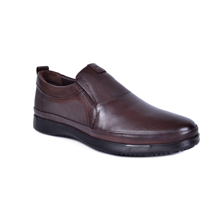 Marcomen 18138 Kahve Erkek Deri Ayakkabı