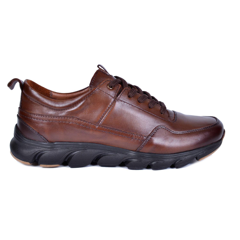 Marcomen 18232 Taba Erkek Deri Ayakkabı