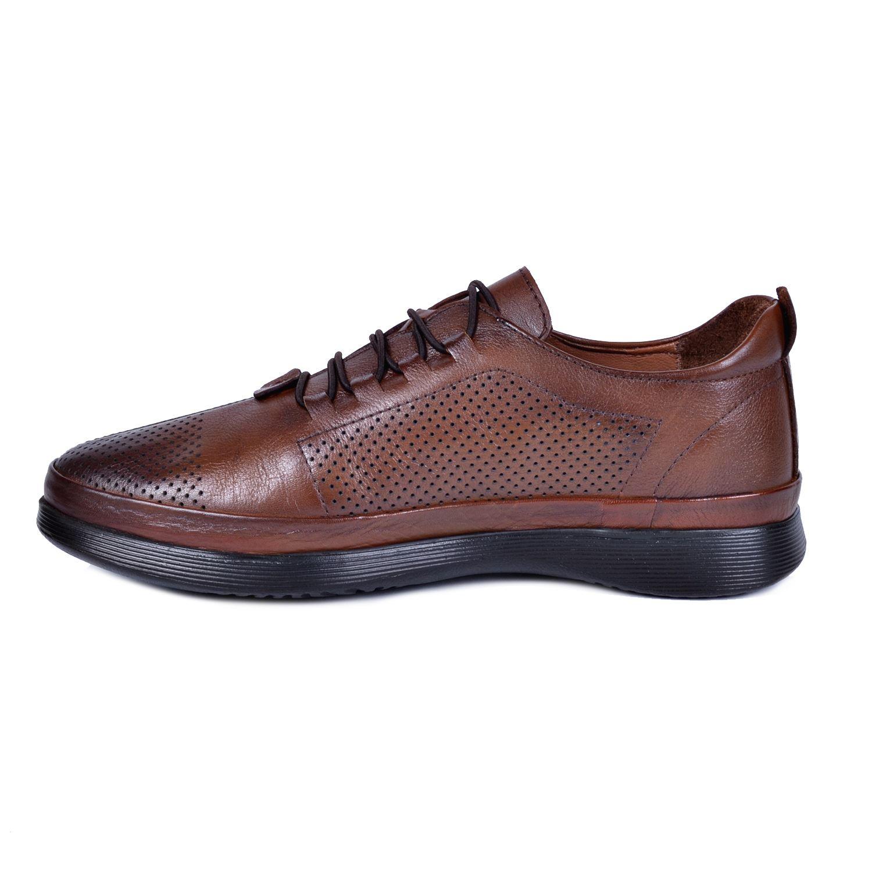 Marcomen 18195 Taba Erkek Deri Ayakkabı